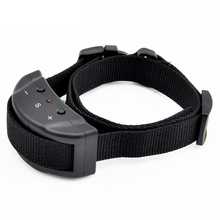 Ipets 853 Dog Agility Product Anti Bark Dog Training Collar No Bark Collar electric dog collar(China)
