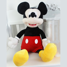 35CM Mini Lovely soft Mickey Mouse Minnie Mouse Stuffed Soft Plush Toys Birthday Children's day Gifts wedding/girls' gifts