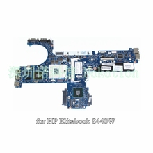 Buy NOKOTION KCL00 LA-4901P 594027-001 HP Elitebook 8440W laptop motherboard QM57 DDR3 nvidia graphics for $41.40 in AliExpress store