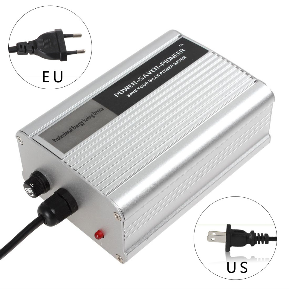 50KW 90-250V Energy Saver Box Device Power Electricity Saving Box Bill Killer Up to 35% for Home Office(China)