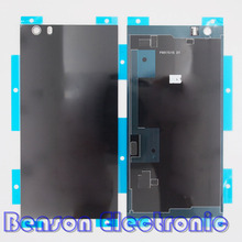 BaanSam New Glass Battery Back Cover For ZTE Star 1 S2002 Housing Case Replacement Parts With 3M Adhesive