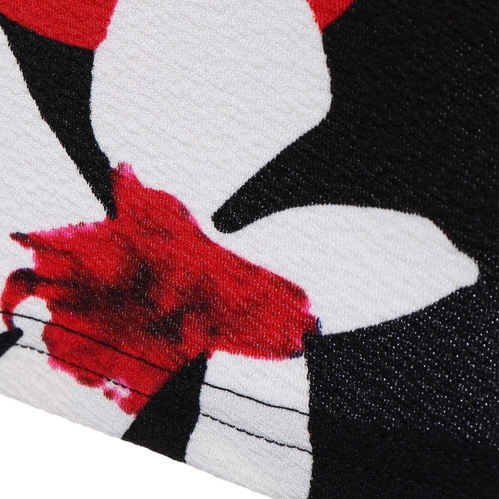 VESTLINDA Pencil Office Dress 5 Colors Plus Size Jacket Look Floral Print Women Vestidos Mujer Jurken Robe Slim Bodycon Dresses 19