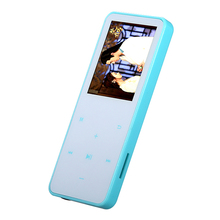 8G Sports mp3 player has screen lossless music can be inserted card recording display lyrics(China)