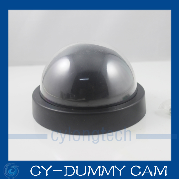 PIR Motion Activated Realistic Dummy  Fake Decoy Security Camera with Blinking LED (2*AA).CY-DUMMY CAM<br><br>Aliexpress
