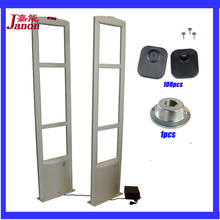 Dual 8.2Mhz  eas rf system eas security system for supermarket,security anti theft system security alarm system,