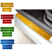 Welcome pedal For Nissan Qashqai J11 2007-2016 Car Door Sill Plate Car door plate Reflective Sticker Car-styling Car Accessories(China)