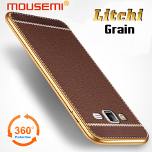 Buy Phone Cases Samsung Galaxy J3 J5 J7 2015 Prime G530 Case TPU Plating Imitation Leather Litchi Grain Case J310 J510 J710 2016 for $2.37 in AliExpress store