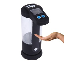 Automatic Sensor Handsfree Touch-free Soap Sanitizer Dispenser Kitchen Bathroom Liquid Soap Dispensers
