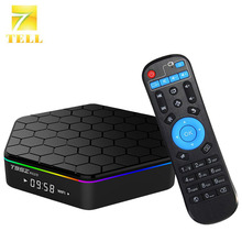 T95Z Plus 3GB 32GB Optional Android TV Box Amlogic S912 64BIT Octa Core Bluetooth KODI 16.1 Gigabit LAN Smart Media Player