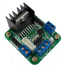 Green board L298N motor driver board / stepper motor module / robot / smart car (original chip)