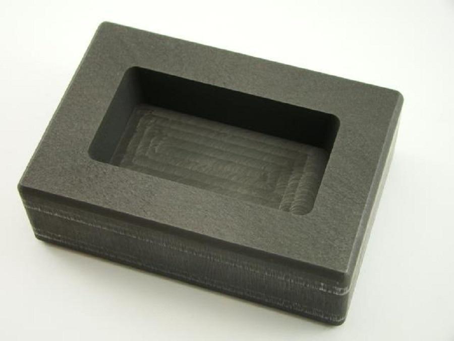 Graphite Ingot Mold    for  20oz Silver bar casting   /High Density Graphite Ingot Mold ,FREE SHIPPING<br>