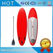 Wholesale high quality red paddle boards surf/sup board sup surf board