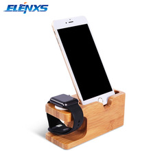 Old Style Cellphone Bracket Smart Watches Charging Base Dock for iWatches(China)