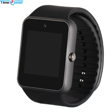 TimeOwner Bluetooth Smart Watch GT08 Clock Wearable Devices Wristwatch for Xiaomi Samsung S3 HTC Sony Android Smartwatch