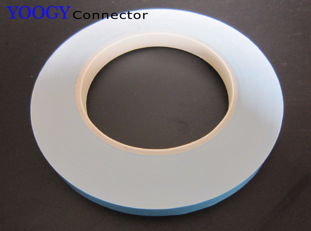 40mm Wide, 25 meters/roll, Double Sided Adhesive Thermally Conductive Tape<br>