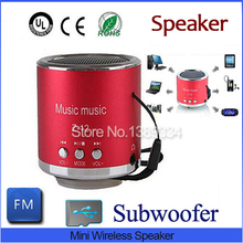 DMYCO Cheap FM Portable Speaker Z12 Mini Subwoofer Music Column Speakers Support USB Micro SD TF Card Mp3/4 For iphone Laptop PC