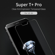 Nillkin for LG G6 Super T+ Pro Clear Anti-Explosion Glass Screen Protector Tempered Glass For LG G 6 screen film
