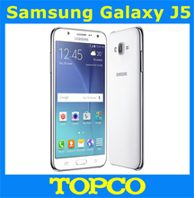 "Samsung Galaxy J5 Original Unlocked Android Mobile Phone Quad-core 1.5GB RAM 3G&4G GSM 5.0"" 13MP 16GB WIFI(China)"