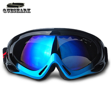 Kids Men Women Skiing Eyewear UV400 Anti-fog Snowboard Goggles Ski Glasses Outdoor Sports Hiking Cycling Gafas Oculos Ciclismo(China)