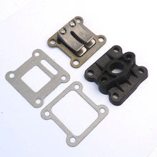 INLET INTAKE MANIFOLD GASKET REED VALVE FOR 47CC 49CC MINIMOTO MINI MOTO QUAD DIRT BIKE ATV Scooter Go Kart Motorcycle