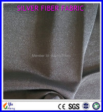 Manufacturers wholesale Rfid blocking Metallic Shielding fabric(China)