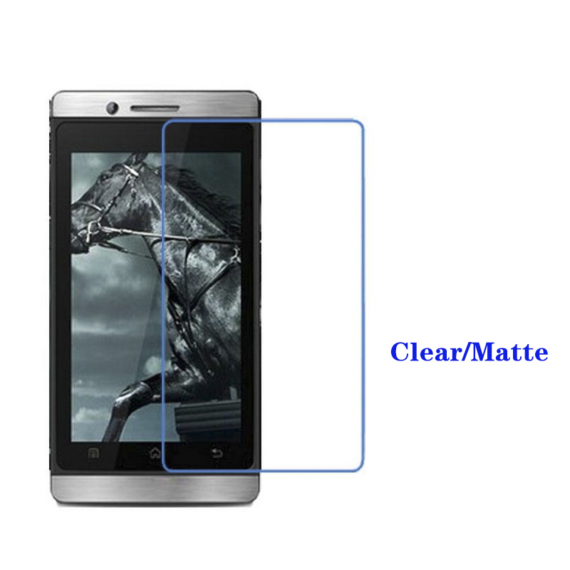 10X High CLEAR / Matte Screen Protector Guard Cover Film For Oppo Finder 3 X905(China (Mainland))