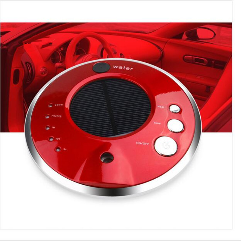 Intelligent USB Vehiclemounted Car Solar Car Air Purifier Anion Oxygen Bar Aromatherapy Humidification Formaldehyde Odor Remove<br>