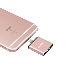 KingSpec New PU200 3in1 64GB 32GB USB OTG Solid State U Disk USB Flash Drive for iPhone for iPad for iPod and Android Smartphone