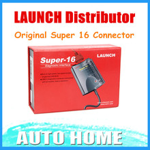 [LAUNCH Distributor] Launch X431 Super 16 work for X431 DIAGUN III GX3 IV super16 for x431 tool Free Shipping