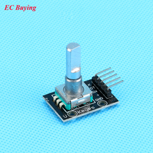 10 pcs KY-040 Rotary Decoder Encoder Module For Arduino AVR PIC
