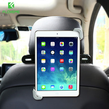 FLOVEME Car Back Seat Headrest Mount Holder For iPad Mini 2 3 4 Air 2 Tablet 360 Degree Car Holder For Samsung Xiaomi Tablet PC