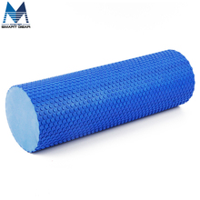EVA Foam Roller Pilates Floating Point Solid Massage Roller Exercise Crossfit Fitness Gym Muscle Tissue Yoga Roller