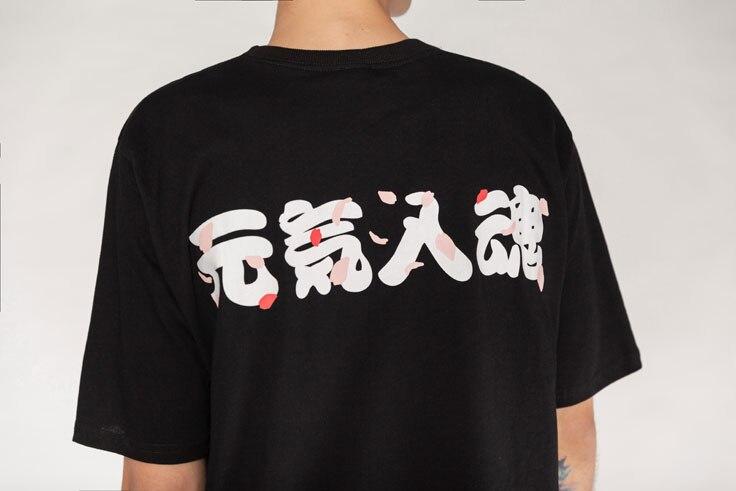 Japanese Harajuku Tshirts 8