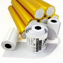 56 Rolls x Thermal Receipt paper roll 57 x 35 MM mobile pos paper 10 meters long(China)