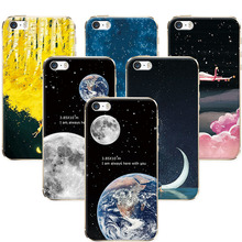 "Buy Soft Tpu Silicone iphone 5 5S SE Couple Phone Cases Space Stars iphone 5 5s 4.0"" Back Covers Coque iphone SE for $1.37 in AliExpress store"