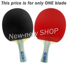 DHS 5002 Long Shakehand FL Table Tennis Ping Pong Racket + a Paddle Bag