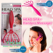 Scalp and Head Massage acupuncture point five fingers device health care beauty products personal care head massager