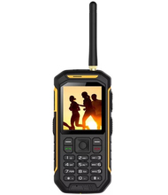 Gift Charger Original Phone X6 LCD GSM Senior old man phone Walkie Talkie PTT 2500mAH Shockproof Dustproof Phone W3 H3 P69 F8 l8