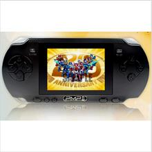 2016 Newest 3 inch PMP Handheld Game Console 32 Bit Video Game Player Supports Download free shipping