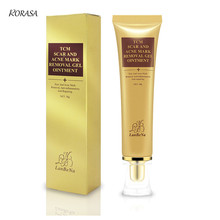 LANBENA Acne Scar Cream Ginseng Essence Anti Acne Remover Cream Face Care Makeup Spots Stretch Marks Remove Scar Product