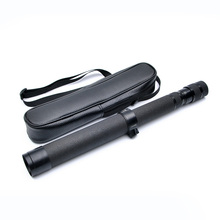Original Russian Binoculars High Times 8-24X40 Zoom Monocular Telescope Astronomical Telescope With Leather Bag
