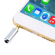 1pc Sliver 4 Pole 3.5mm Male Repair headphone Jack Plug Metal Audio Soldering Cover, free shipping New Arrival