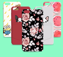 Russia Brazil flower Skin Hot sale cover Cat promotional discounts Cartoon case for iPhone 6s 4.7 inch 4.7""
