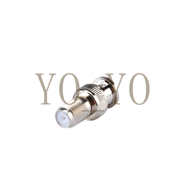 2015 New Arrival BNC male to F jack RF coaxial connectors, RF connector adapters(China (Mainland))