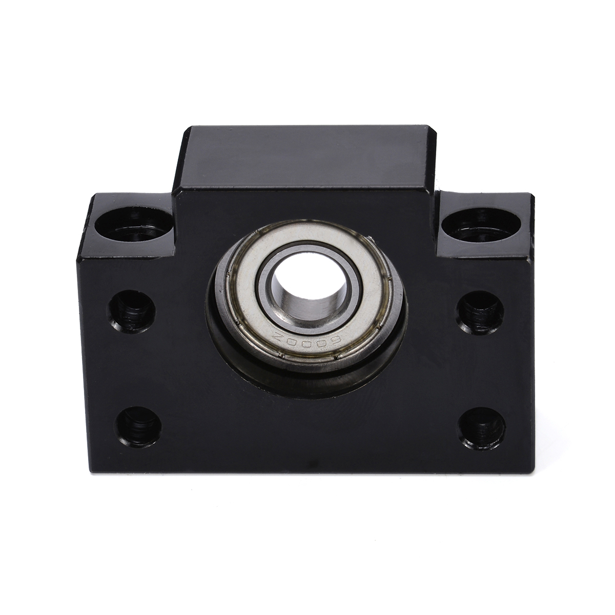 New High Efficiency SFU1605 BK12 BF12 Ball Screw Support 45 Steel w/ Coupler + Lock Nuts Clasped For Ballscrew 1605