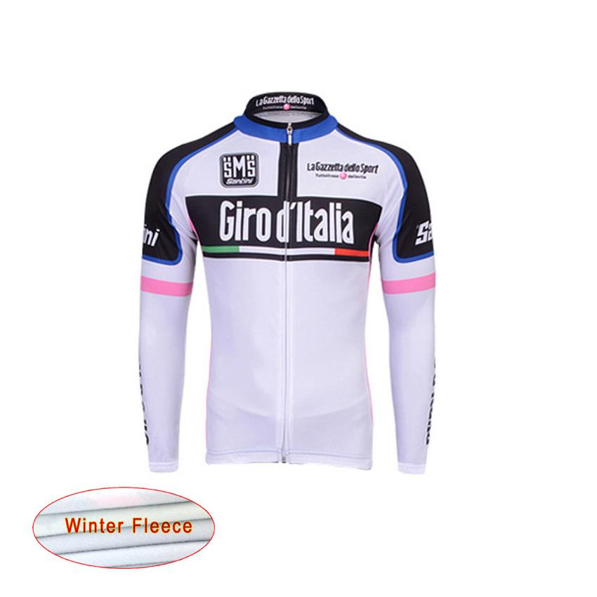 Tour De Italy italia Cycling Jersey Winter Thermal Fleece Ropa Ciclismo Bike Clothes Racing Long Sleeve Bicycle Clothing China<br><br>Aliexpress