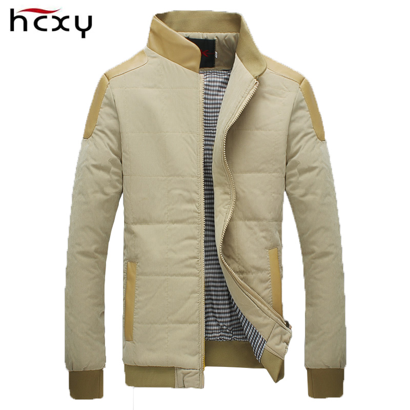 2017 Mens Jackets and Coats for autumn &amp; winter cotton thick jacket zipper men casual slim fit standing colar fashion models Одежда и ак�е��уары<br><br><br>Aliexpress