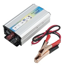 Hot Sale AC220V 1000W Modified Sine Wave USB Mobile Car Power Inverter DC to AC Input DC12V -10000572(China)