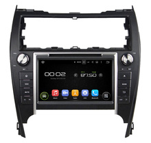8 inch Android Car DVD Player with TV/BT GPS 3G WIFI DVR OBD,Car PC/multimedia headunit Audio/Radio/Stereo for Toyota CAMRY 2012(China)