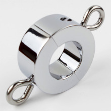 345G Ball Weights for CBT Metal Ball Stretchers Scrotum Pendant Testis Weight Restraint Lock Ring Medium Size(China)